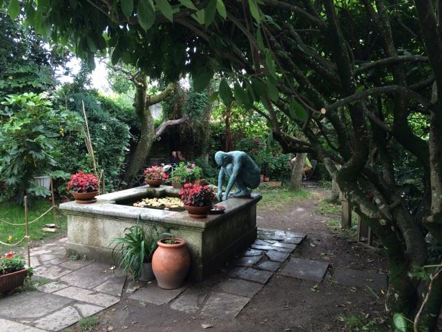 Costa Vella garden