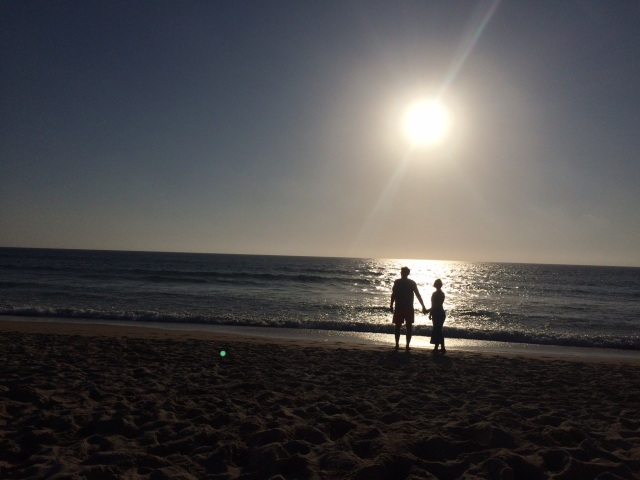 Conselacao beach, Portugal