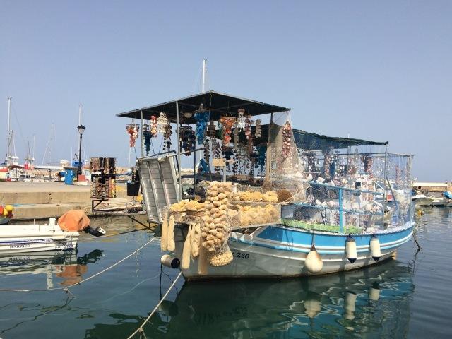 Old harbor Hania