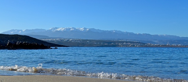 Winter in Crete