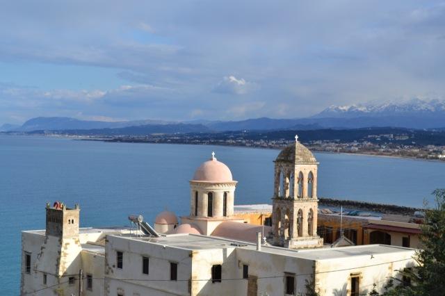 Gonia monastery on Crete